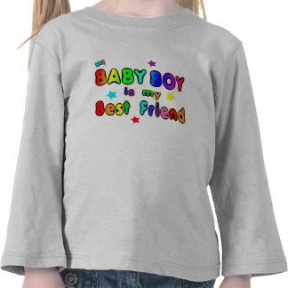 Baby-bester Freund T Shirts
