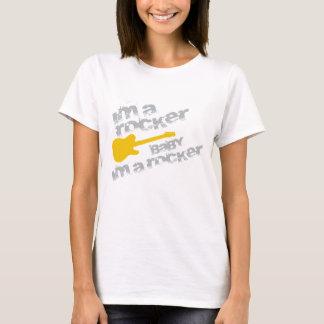 Baby, bin ich ein Rocker T-Shirt