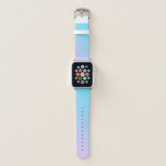 Baby-Blau Apple Watch Armband