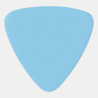 Baby-Blau-Normallack Gitarren-Pick