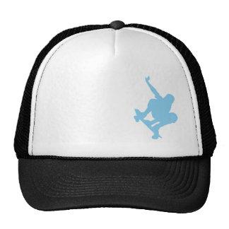 Baby-Blau-Skater Retrokultkappen