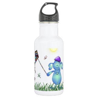 Baby-Blaues im Park Trinkflasche