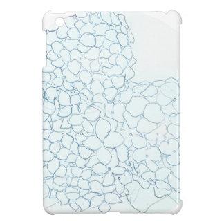 Baby-BlauHydrangea iPad Mini Hülle