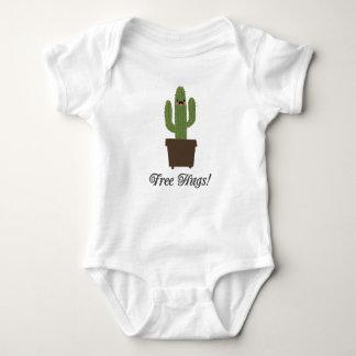 Baby-Bodysuit der Kaktus-freier Umarmungs-| Baby Strampler