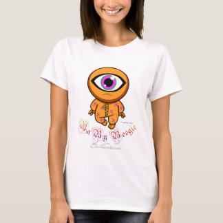 Baby-Boogie - orange Zyklop T-Shirt