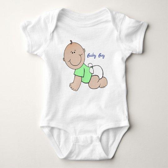 Baby Boy Baby Strampler