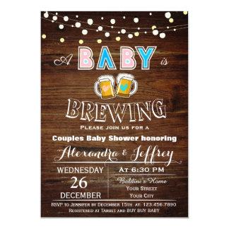 Baby braut Babyparty-Einladung 12,7 X 17,8 Cm Einladungskarte