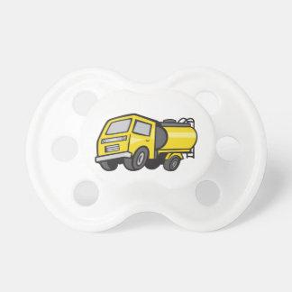 Baby-Brennstoff-Tanker-Cartoon Schnuller