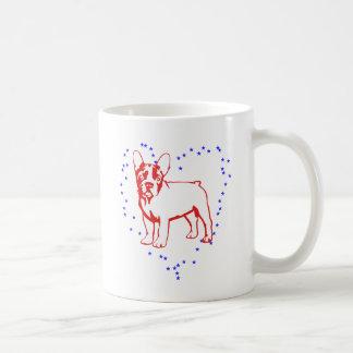 Baby-Bulldogge Kaffeetasse