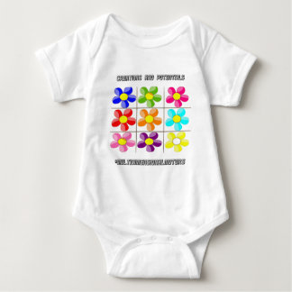 Baby des Logos MDM Baby Strampler