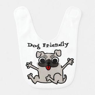 Baby dog Friendly Lätzchen