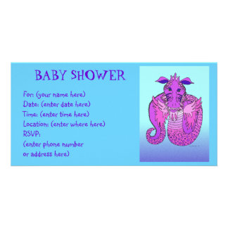 Baby-Drache 2 Bildkarte