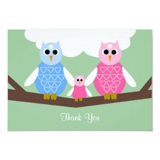 Baby-Duschen-Gedicht danken Ihnen Ebene 3,5 x 8,9 X 12,7 Cm Einladungskarte
