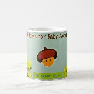 Baby-Eichel-Tasse (add'tl Arten u. Farben) Kaffeetasse