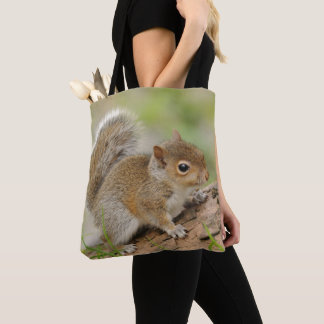 Baby-Eichhörnchen Tasche