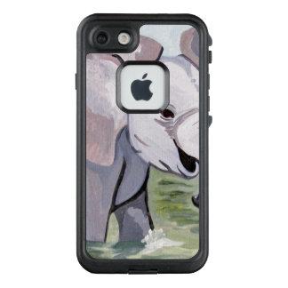 Baby-Elefant 2 (Kunst Kimberlys Turnbull) LifeProof FRÄ' iPhone 8/7 Hülle
