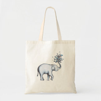 Baby-Elefant Budget Stoffbeutel