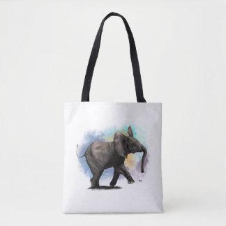 Baby-Elefant-gehende Taschen-Tasche Tasche