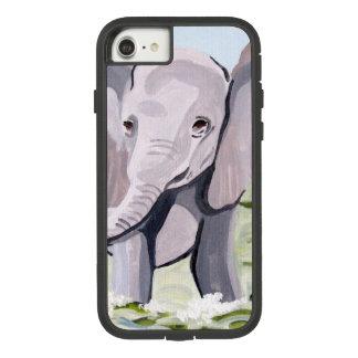 Baby-Elefant (Kunst Kimberlys Turnbull) Case-Mate Tough Extreme iPhone 8/7 Hülle