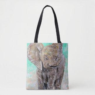 Baby-Elefant Tasche