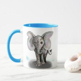 Baby-Elefant Tasse