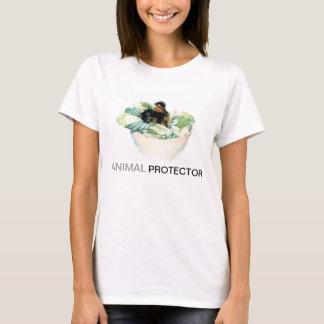 Baby-Enten-Tierschutz-T - Shirt
