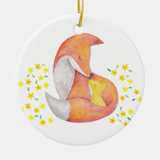 Baby-erstes Weihnachtspersonalisierte Keramik Ornament