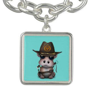 Baby-Flusspferd-Zombie-Jäger Armband