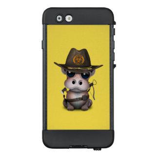 Baby-Flusspferd-Zombie-Jäger LifeProof NÜÜD iPhone 6 Hülle
