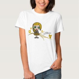 """Baby """"Fräulein-Cosmopolitan"""" - Puppe Shirts"""