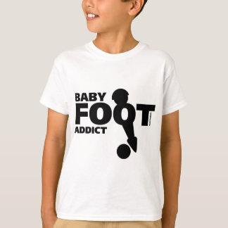 Baby Fußball Addict T-Shirt