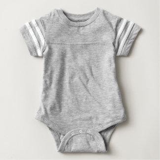 Baby-Fußball-Bodysuit Baby Strampler