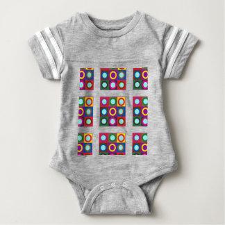 Baby-Fußball-Bodysuit DIY addieren TEXT-FOTO-BILD Hemden