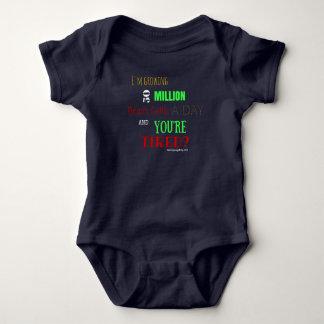 Baby-Gehirn-Zellen Baby Strampler