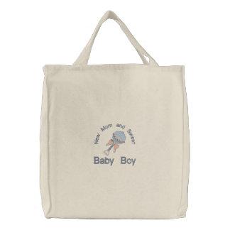 Baby-Geklapper - Blau Taschen