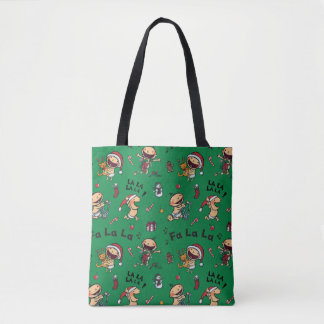 Baby-Gesang-Lied-Muster Tasche