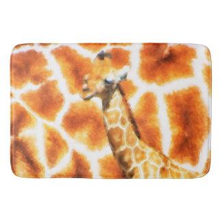 Baby-Giraffe Badematte