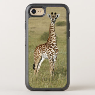 Baby-Giraffe in Nairobi OtterBox Symmetry iPhone 8/7 Hülle