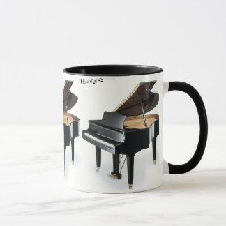Baby-großartig-Klavier Schale Tasse