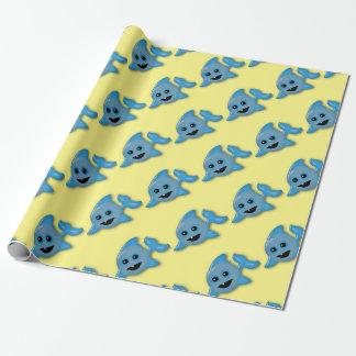 Baby-Haifisch Geschenkpapier