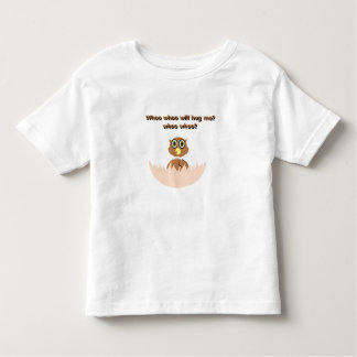 Baby Hatchlings-Jungeneule T Shirts
