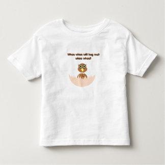 Baby Hatchlings-Jungeneule Tshirt