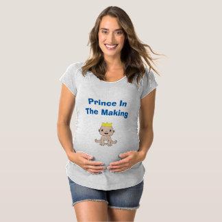 Baby im machent-stück schwangerschafts T-Shirt