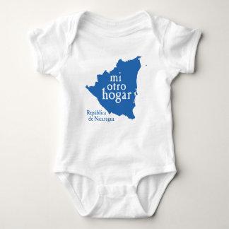 Baby-Jersey-Bodysuit NICARAGUA Baby Strampler