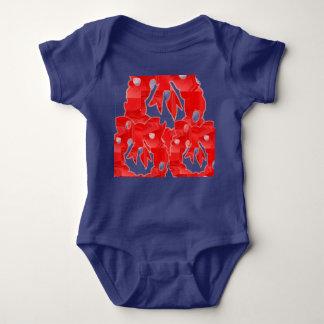 Baby-Jersey-Bodysuit Shirts