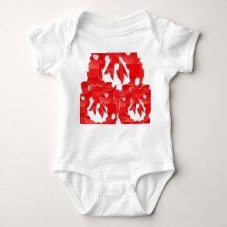 Baby-Jersey-Bodysuit T Shirt