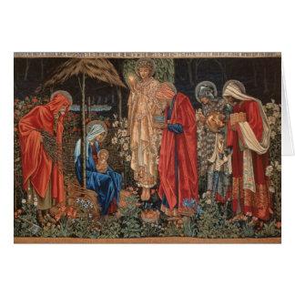 Baby-Jesus-Weihnachtskarten Karte