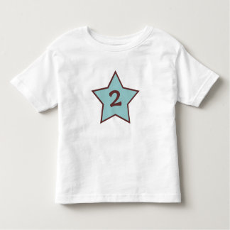 Baby-Jungen-2. Geburtstags-Shirt Shirts