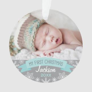 Baby-Jungen Weihnachten Ornament