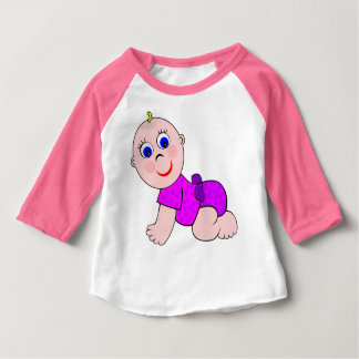Baby kahl baby t-shirt